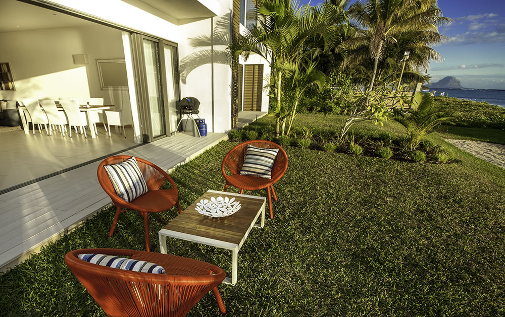 Cap Ouest Apartments mauritius photos