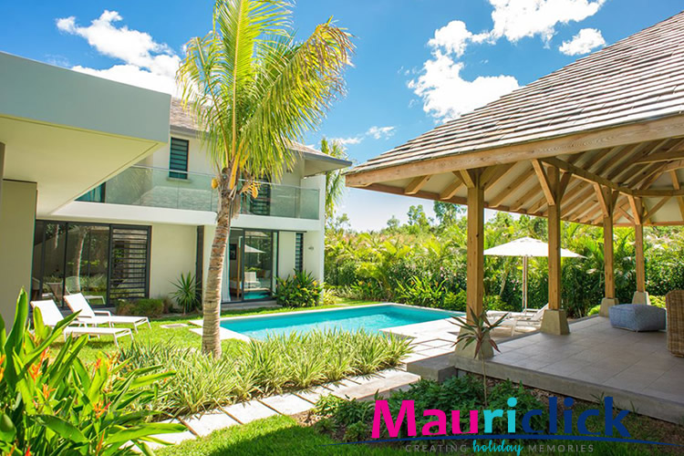 Marguery Luxury private pool villas mauritius photos