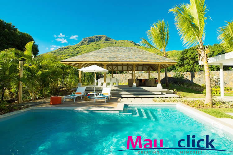 Marguery Villas - Luxury private pool villas mauritius photos